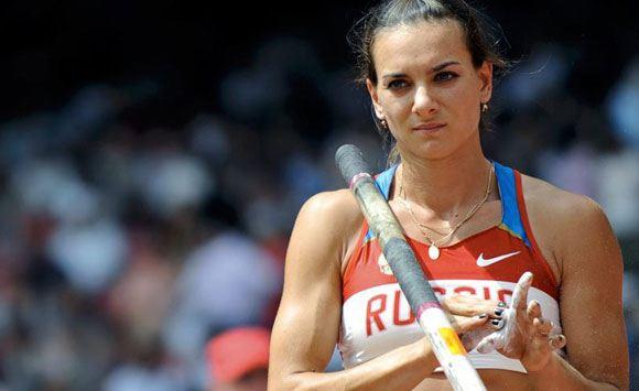Елена Исинбаева планирует вернуться в спорт после рождения первенца