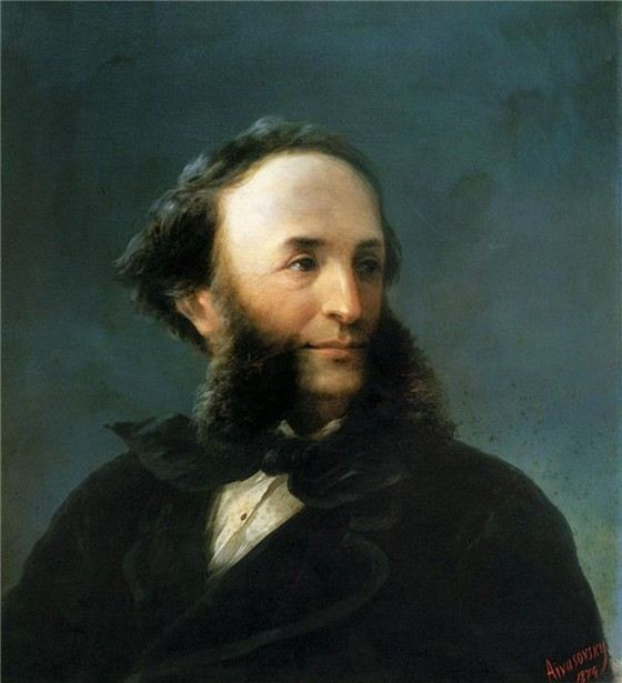 Aivazovsky painted his biggest picture in just 10 days
