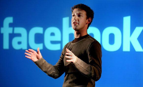 Создателю и главе Facebook исполнилось 30 лет