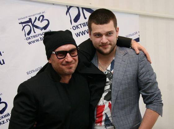 нагиев дмитрий фото с сыном