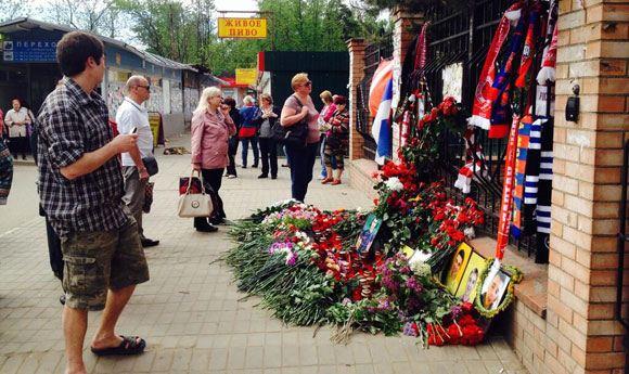 Власти Пушкино закрыли рынок, рядом с которым произошло убийство