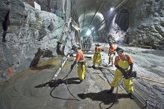 Потребность в новых станциях метро возрастает
