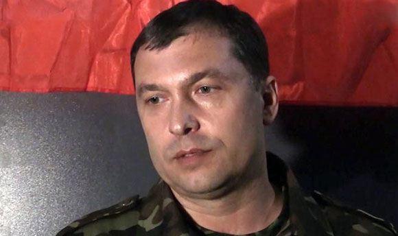 Луганского «народного губернатора» отбили у украинских пограничников