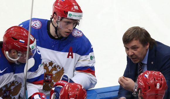 Российские хоккеисты обыграли латышских и вышли в плей-офф ЧМ