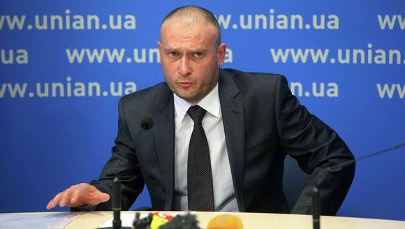 Ярош призвал устроить в Крыму «партизанскую войну»