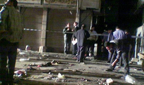 У предвыборного штаба кандидата в президенты Египта произошел взрыв