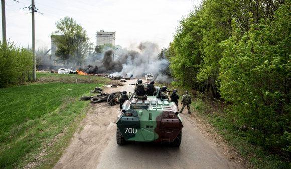 СМИ: Нацгвардия Украины казнила военнослужащих, собиравшихся перейти на сторону ополченцев