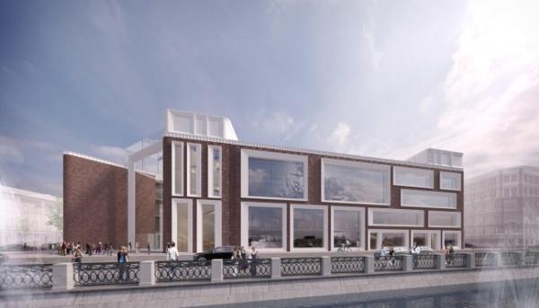 Новая площадь Третьяковки