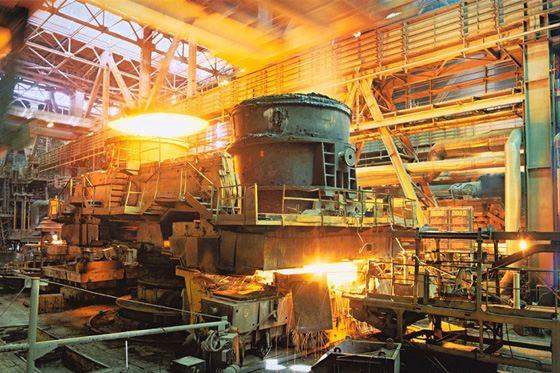 Обработка металлов - одна из главных областей в металлургии