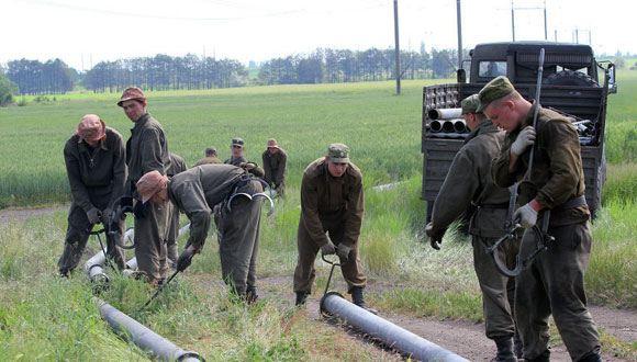 Минобороны в несколько раз увеличило подачу воды на юго-восток Крыма