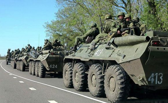 Путин отозвал войска с учений в Ростовской, Белгородской и Брянской областях