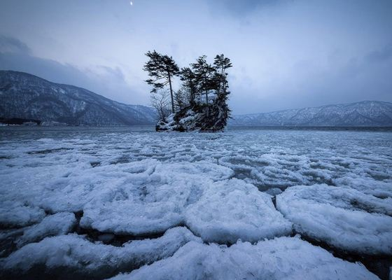Таймыр - самое большое северное озеро