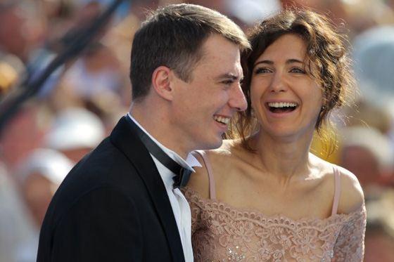 Брак актеров просуществовал почти десять лет