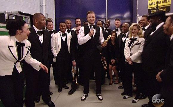 Джастин Тимберлэйк получил семь премий Billboard Music Awards