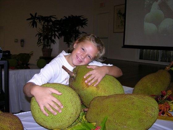 Джекфрут самый крупный фрукт в мире