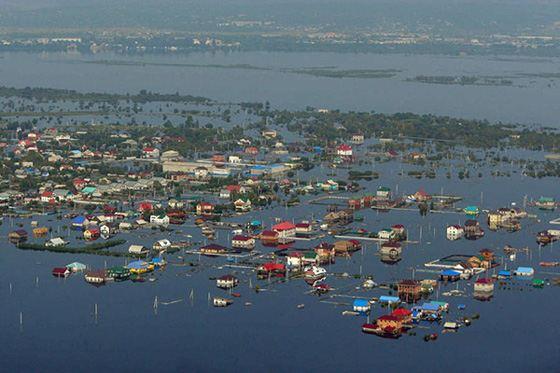Последствия наводнения не ликвидированы до сих пор