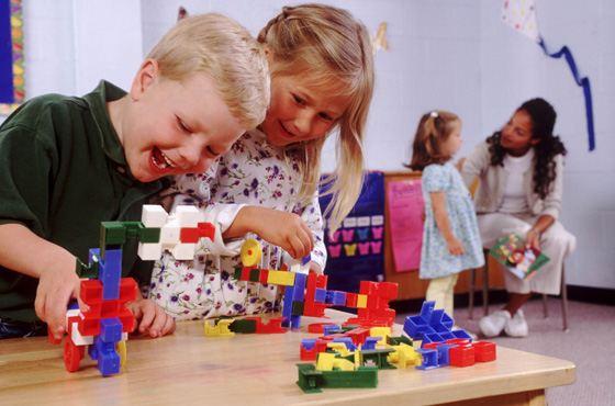 Новый детский сад обещает стать суперсовременным