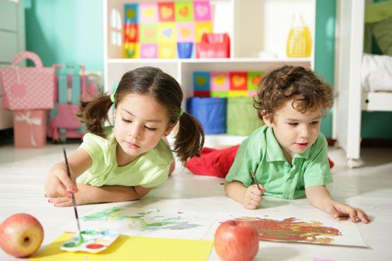 К оснащению детских учреждений предъявляются особые требования