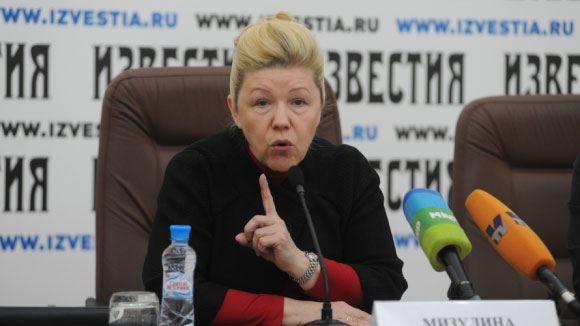 В России по инициативе Елены Мизулиной собрали базу с детской порнографией