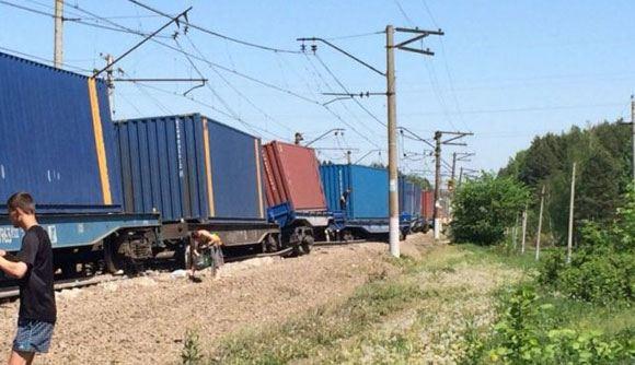 Названа предварительная причина катастрофы на железной дороге в Подмосковье