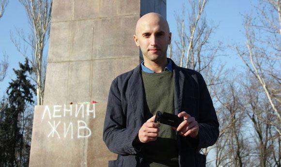 Украинские силовики задержали британского сотрудника RT