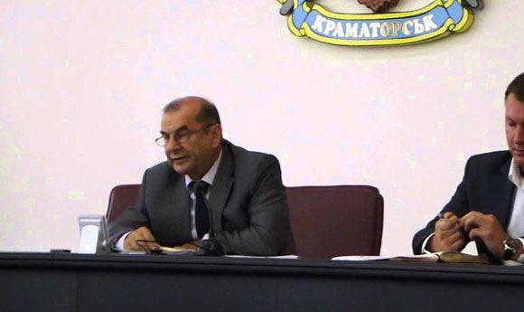 Мэр Краматорска Геннадий Костюков подает в отставку