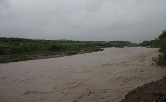 МЧС: Угроза наводнения на Кубани миновала