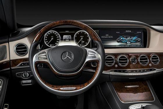 Mercedes делает ставку на большие модели