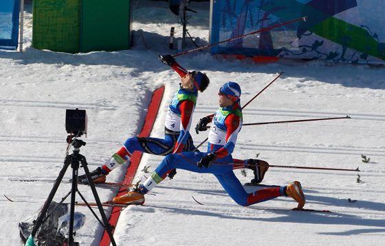 Олимпийцы получили достойную награду