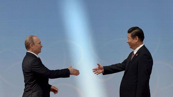 Россия будет поставлять в Китай 38 миллиардов кубометров газа в год