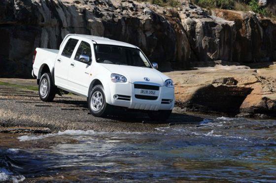 Компания Great Wall Motors имеет перспективные планы развития