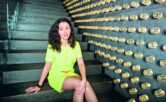 Участнице Comedy Club Марине Кравец исполнилось 30 лет