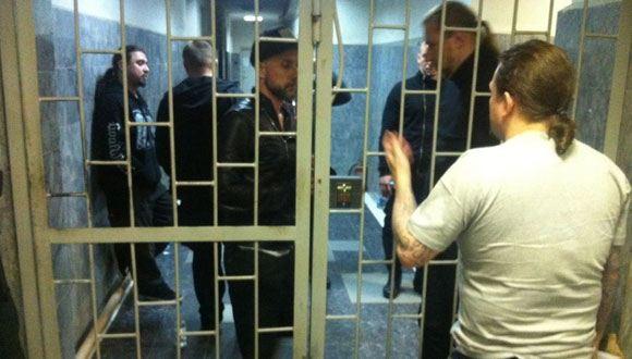 Польскую группу Behemoth депортируют из России