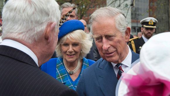Prince Charles's words about Putin outraged the Russian Foreign Ministry