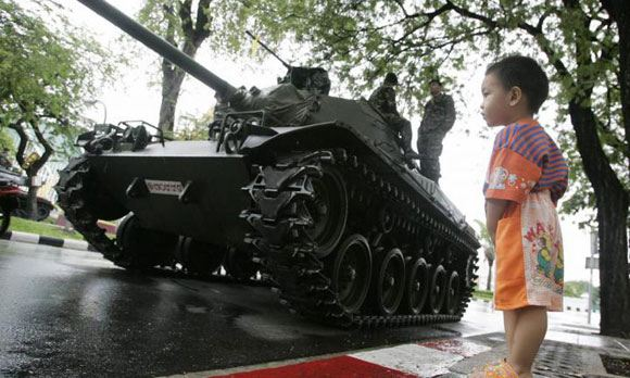 Командующий армией Таиланда: В стране произошел переворот