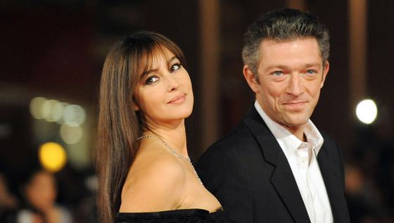 Monica Bellucci and Vincent Cassel already have a daughter Virgo