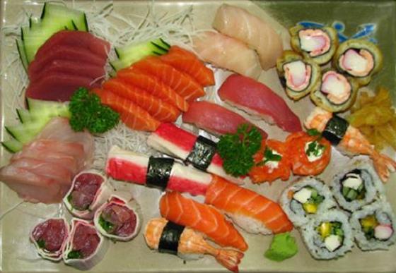 Блюда японской кухни отличаются экзотичностью