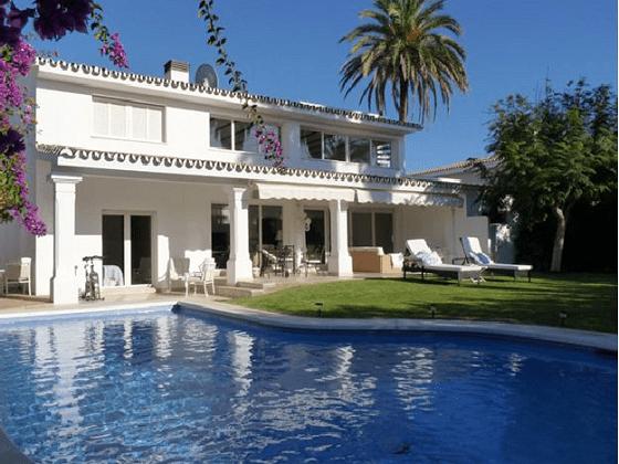 Элитная недвижимость в южной Испании
