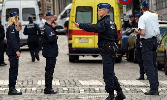 В Брюсселе перед зданием Еврейского музея произошла стрельба