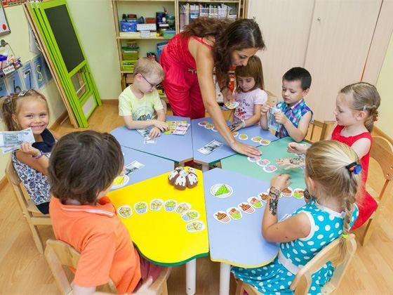 Это дошкольное заведение имеет массу преимуществ перед другими садиками