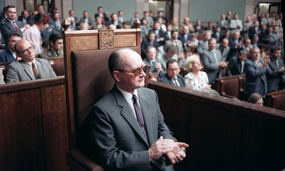 На 91 году жизни умер бывший президент Польши Войцех Ярузельский