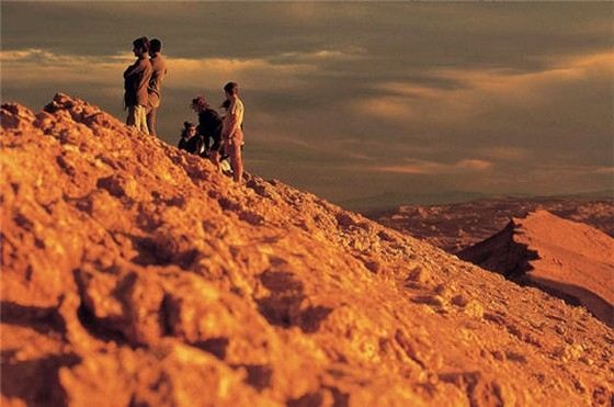 Atacama is one of the oldest deserts