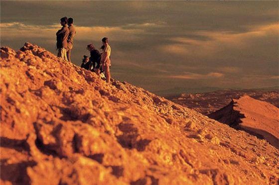 Атакама одна из самых старых пустынь