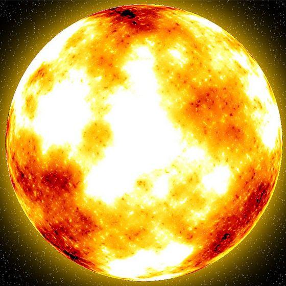 Солнце состоит из водорода