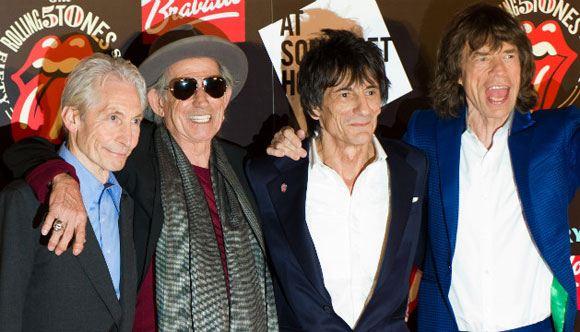 The Rolling Stones возобновили прерванные гастроли
