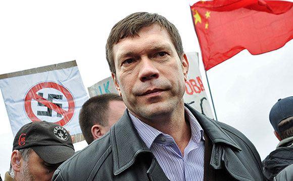 Олег Царев раскритиковал избранного президента Украины