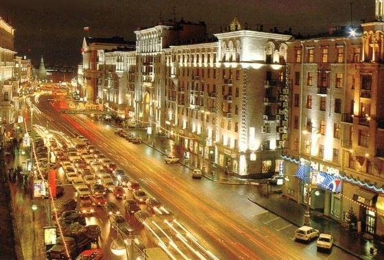 Тверская улица в Москве теряет свои позиции в рейтинге дорогих улиц