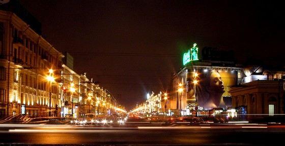 Невский проспект - легендарная улица Петербурга