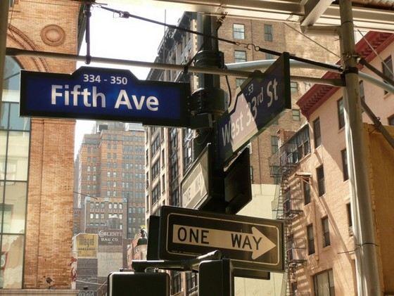 5 Авеню в Нью Йорке считается самой дорогой улицей мира