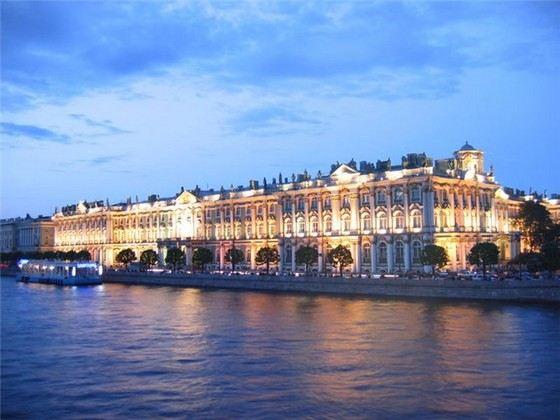 Эрмитаж самый популярный музей в Санкт-Петербурге
